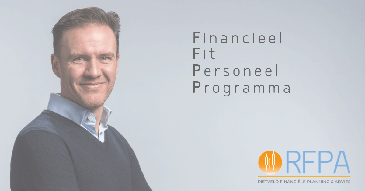 Financieel fit programma personeel